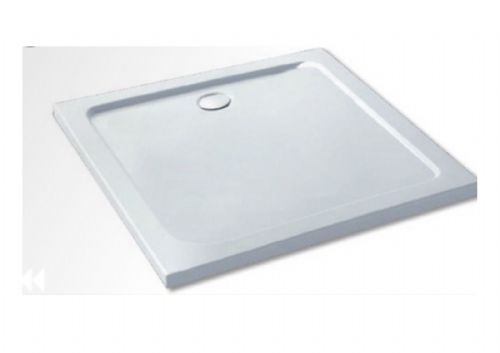 Eastbrook Volente Square Shower Tray - Various Sizes - 40mm High